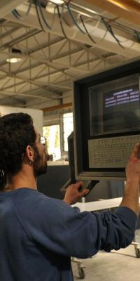 Programmazione dei macchinari